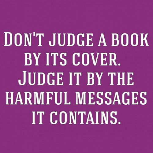 Don't Judge a Book by Its Cover Sample Essay