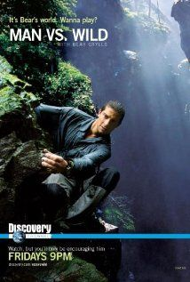 Bear Grylls travels around the globe to find the most dangerous tourist locations and environments, in order to show us how to survive in them.