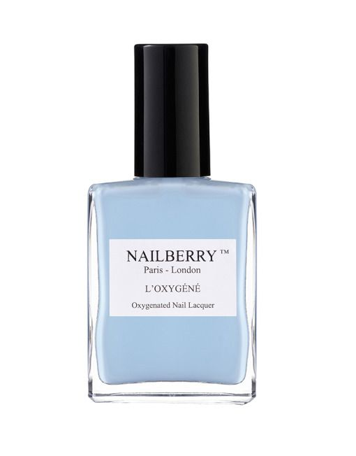 Nailberry Hope - Oxygenated Blue