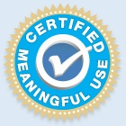 MediTouch EHR is ONC-ATCB Meaningful Use certified. There is no other Meaningful Use certified EHR that is compatible with the iPad®, and yet still designed and built for the wide range of hardware platforms required to appeal to every user in your practice.