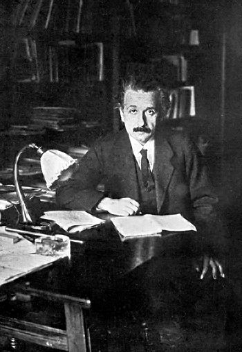 E = mc2 http://en.wikipedia.org/wiki/Mass–energy_equivalence; The mass–energy equivalence formula was discovered by Albert Einstein who received the 1921 Nobel Prize in Physics http://www.nobelprize.org/nobel_prizes/physics/laureates/1921/einstein-facts.html Albert Einstein was a famous scientist but also a musician and a supporter of social movements.