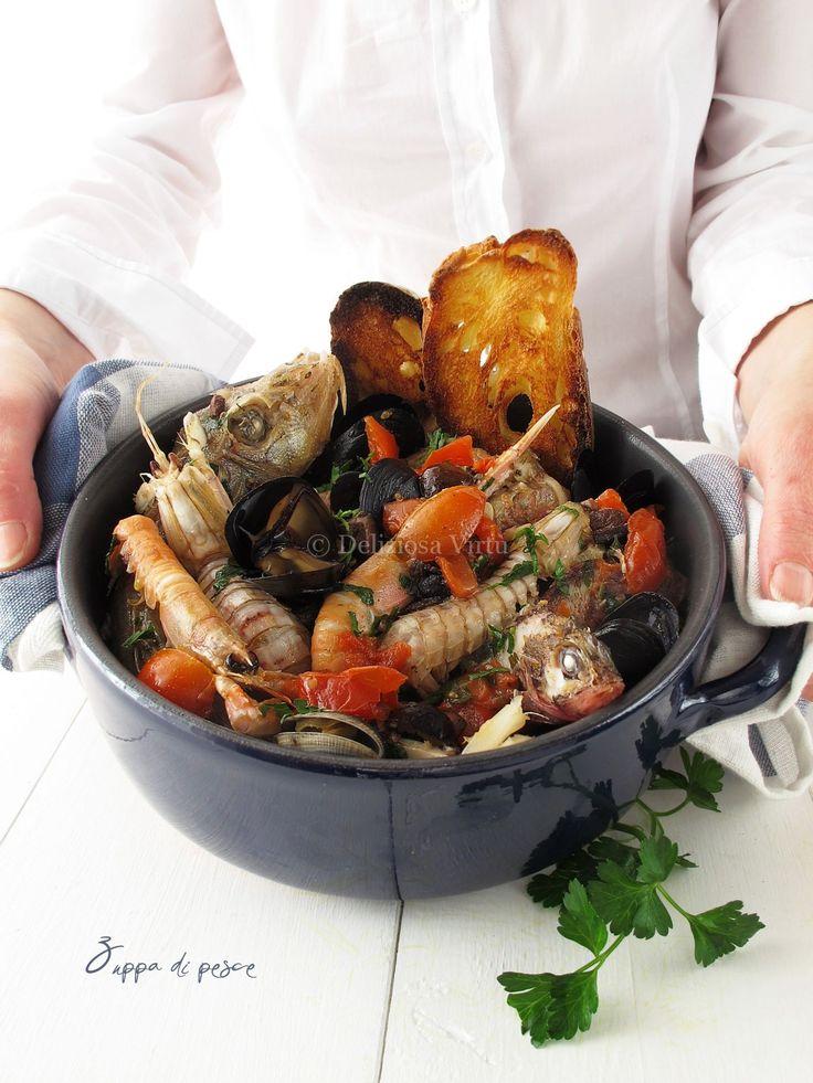 Zuppa di pesce 2