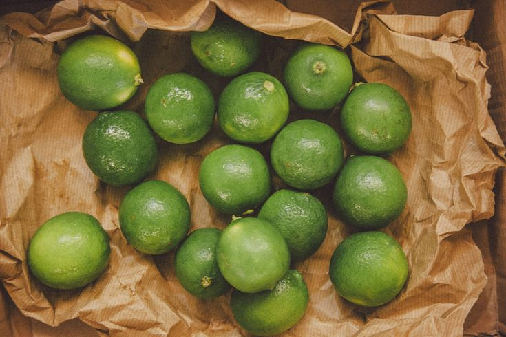 Limes: Food Porn, Recipe, Interview, Shops, Local, Limes