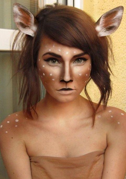 fancy dress deer