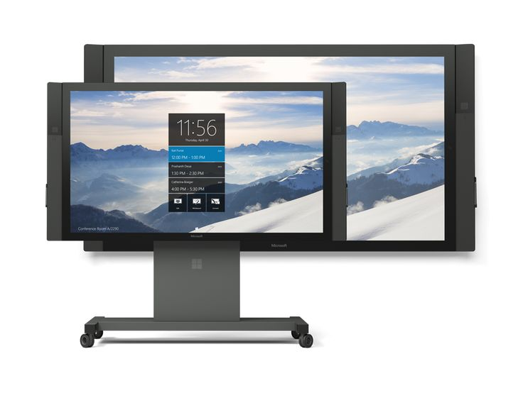 Microsoft's gigantic collaborative touchscreen PC, the Surface Hub, has finally began shipping to business customers...