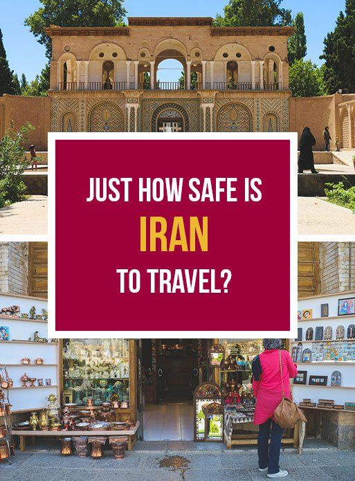 how to travel to iran from usa