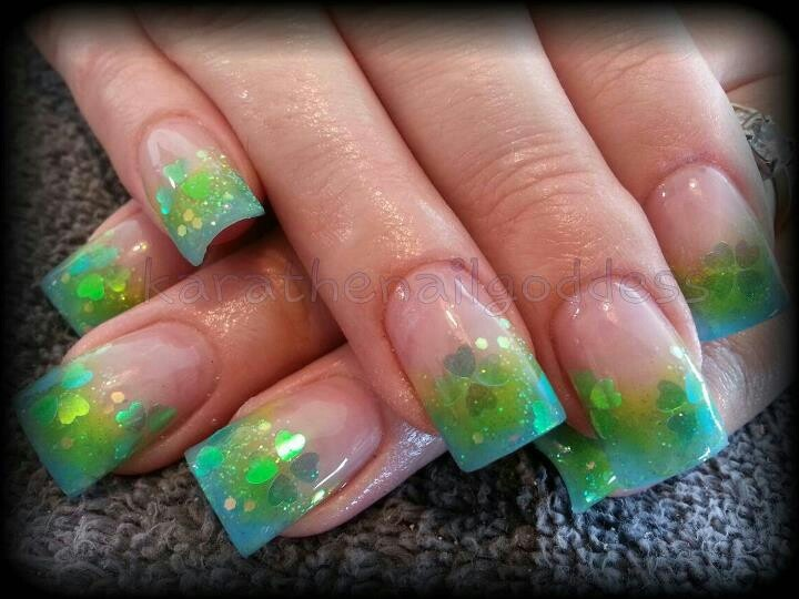 207 best Irish nail art images on Pinterest | Nail scissors ...