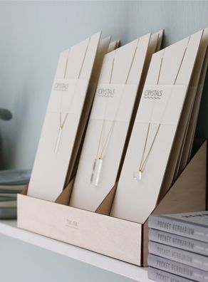 Beautiful way to package and display handmade jewelry at a…