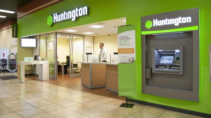 Lobby Hours of Huntington Bank