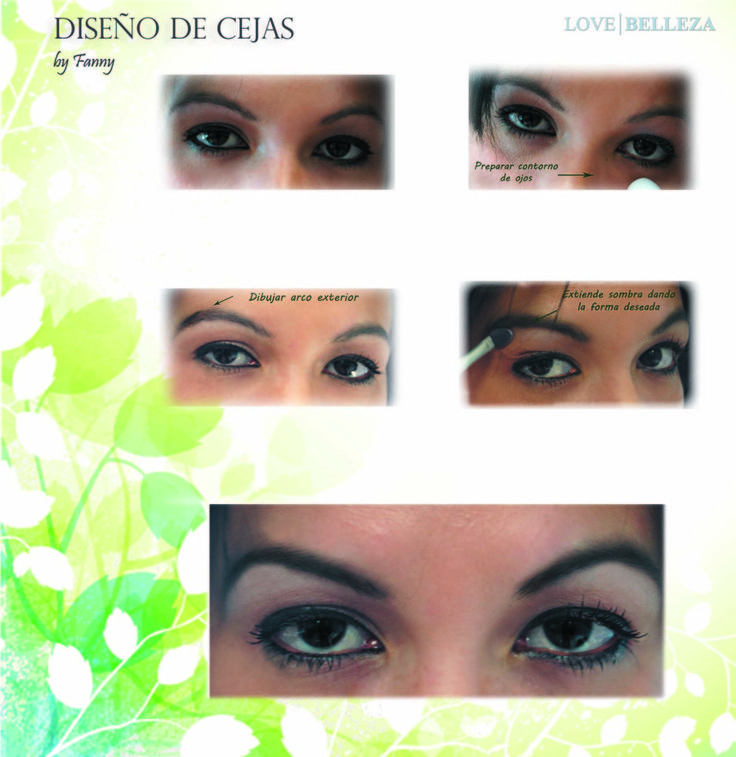 1000 ideas about eyebrow design on pinterest semi for Diseno de cejas