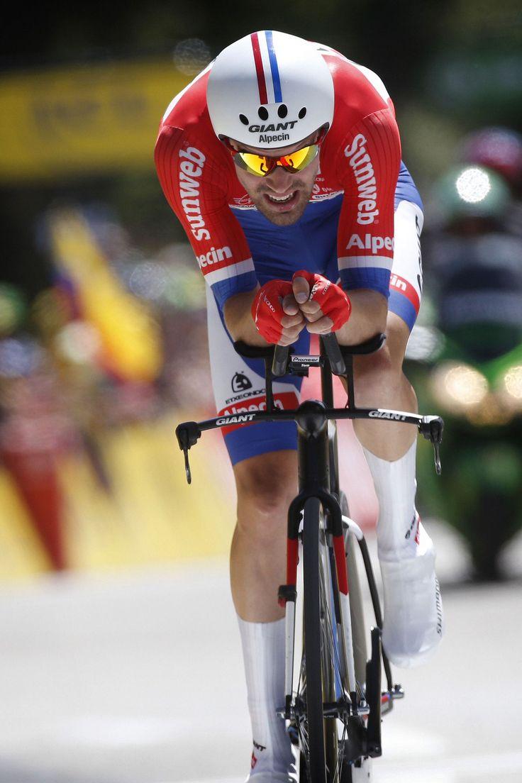 Tom Dumoulin wins stage 13 Tour de France 2016