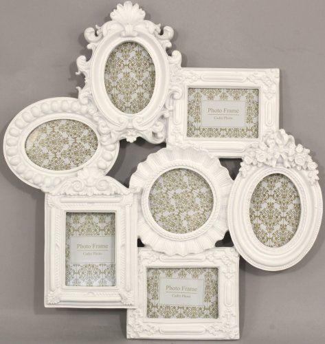 White Satin Multi Photo Frame For 7 Pictures marymarygardens,http://www.amazon.co.uk/dp/B00GC6FVLO/ref=cm_sw_r_pi_dp_MEzvtb0HP1EKS2CT