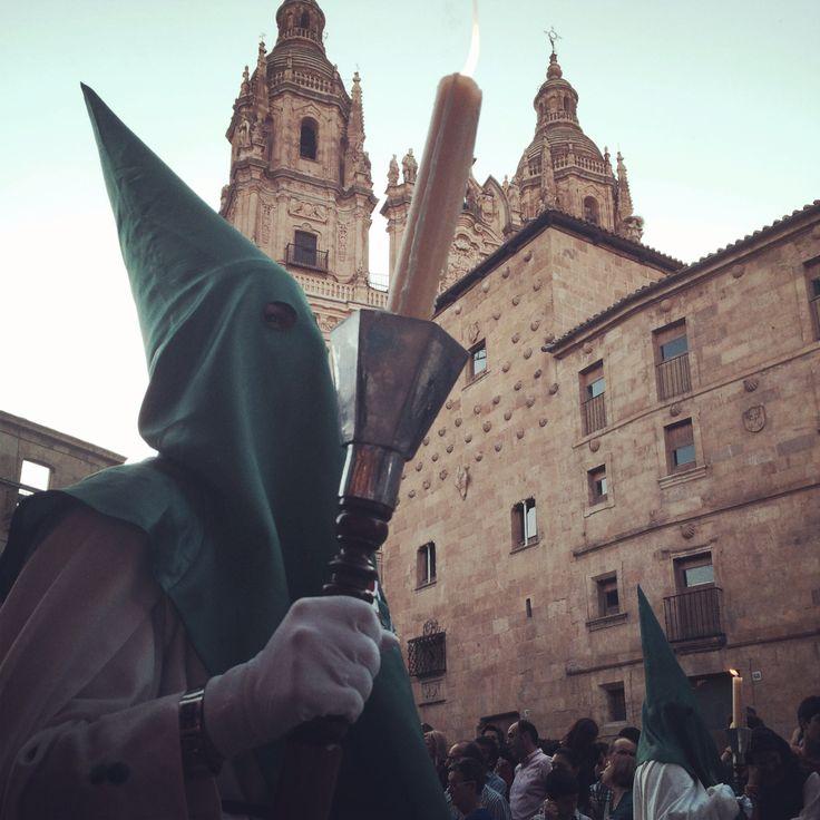 Semana Santa #Salamanca