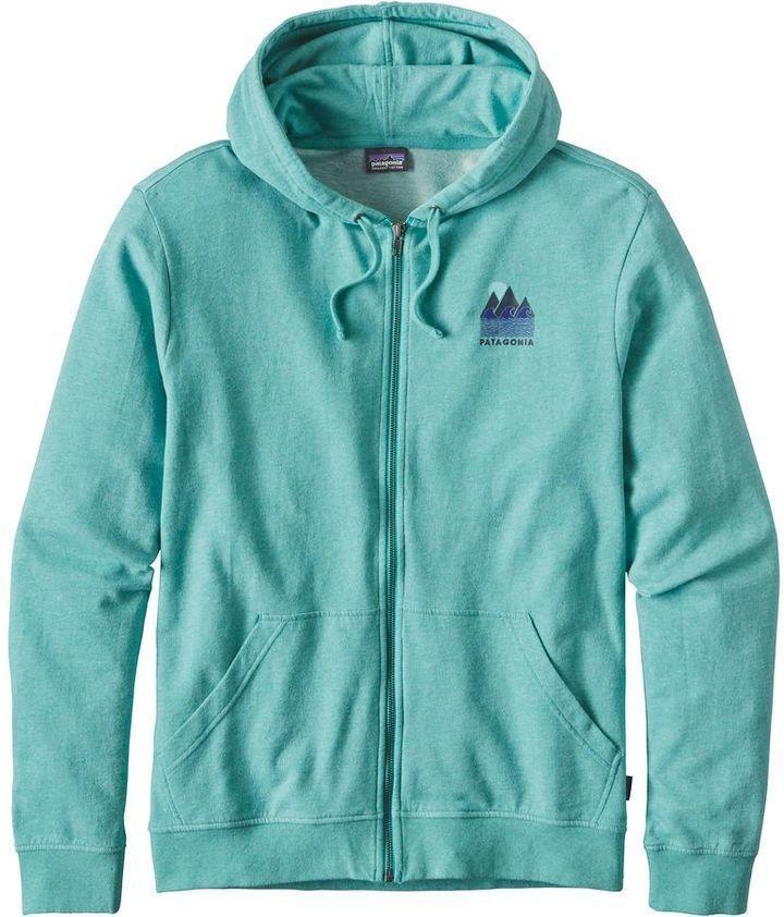 Patagonia Deep Ones Lightweight Full-Zip Hoodie #fashionhoodiemens