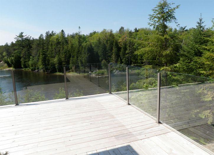 Infinity Aluminium Balustrades - Perfect for External Areas