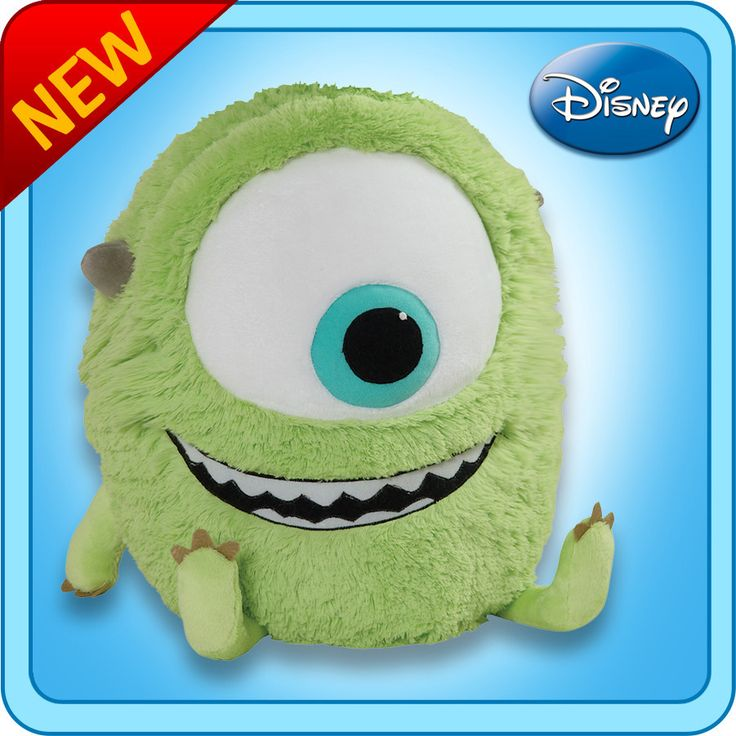 Monsters, Inc. Mike | My Pillow Pets® Canada