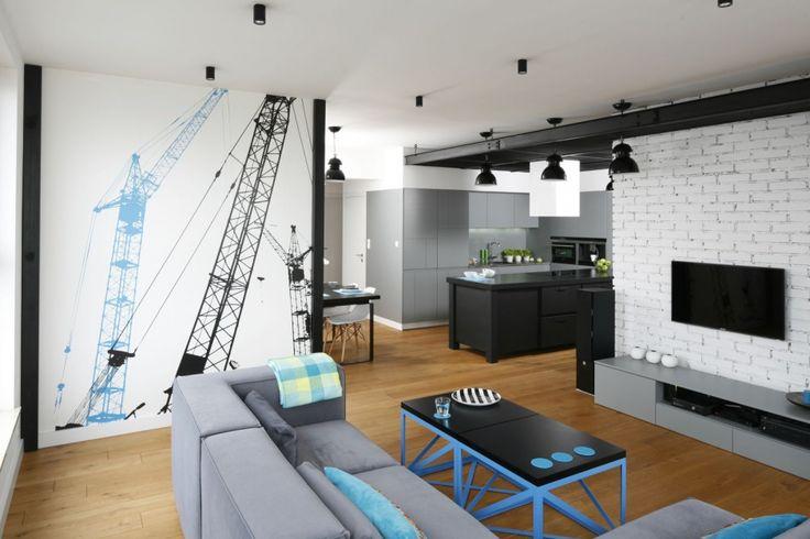 Mały salon - 15 pomysłów od architektów  - zdjęcie numer 7