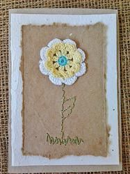 Sew the Seeds - Plantable Greeting Card