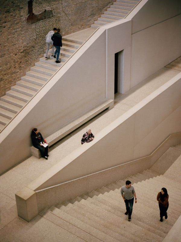 David Chipperfield Architects, Rory Gardiner · Neues Museum