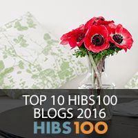 Fresh Design ranked in the top 10 UK lifestyle blogs 2016