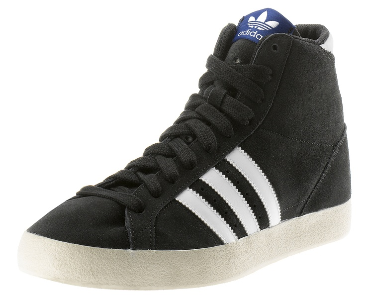 Scarpa mid in suede con suola in gomma vulcanizzata.    Prezzo: 95.00€    SHOP ONLINE:  WOMAN http://www.aw-lab.com/shop/adidas-basket-profi-suede-5036413    MAN http://www.aw-lab.com/shop/adidas-basket-profi-suede-8036413