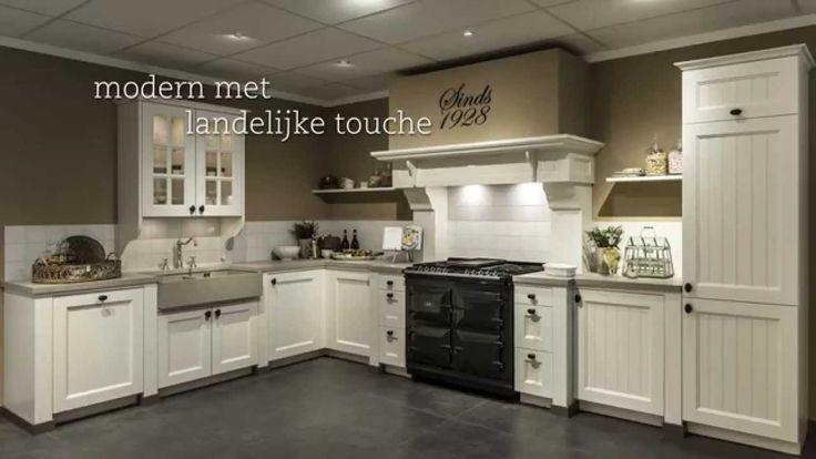 Een geweldige stijl in keukenland zijn toch wel de  landelijke keukens