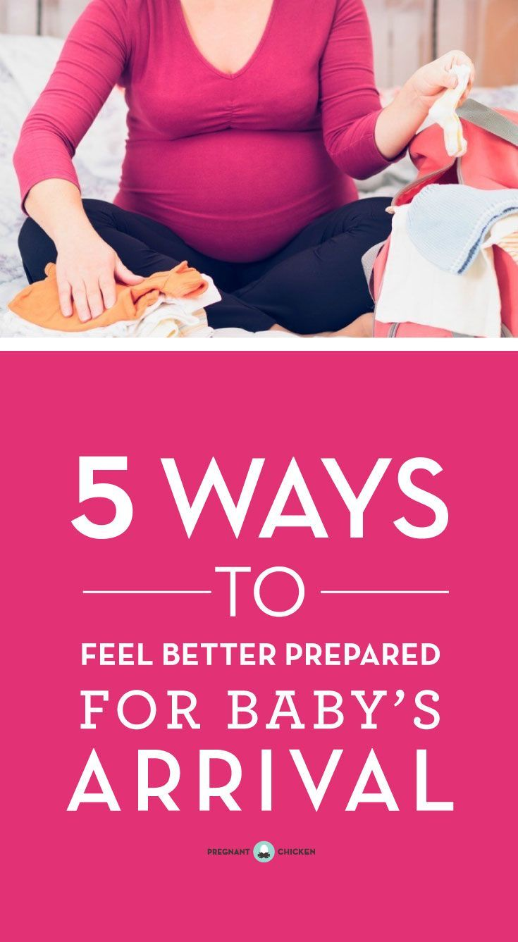 Attention pregnant, nesting moms! Here are five ways to feel better prepared for your baby's arrival. Whether you're pregnant and expecting for the first time, or this is number 2 or 3, follow our list to take steps to get ready for baby. You've got this, #babyprep #newmom #pregnantmom #nesting