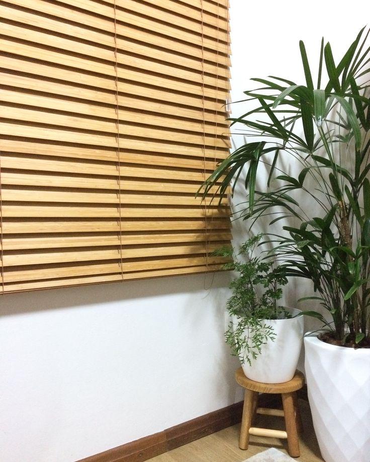 Ms de 25 ideas increbles sobre Persianas de bamb en Pinterest  Room window Cortinas de bamb y 4 curtains one window