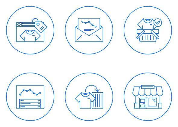 Pricehare Site Icons | Ui Parade | User Interface Design Inspiration