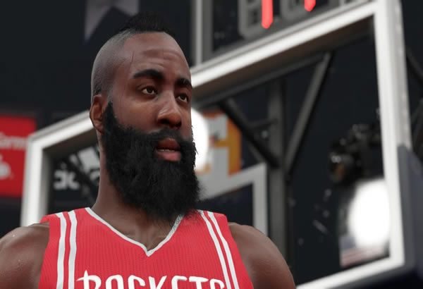 NBA 2K17: Codes For Anthony Davis, Myles Turner And James Harden - u4nba.com