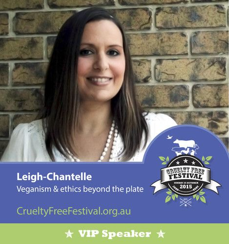 #Intersectionality, #Veganism, Cruelty Free #Festival #Interview with Leigh-Chantelle