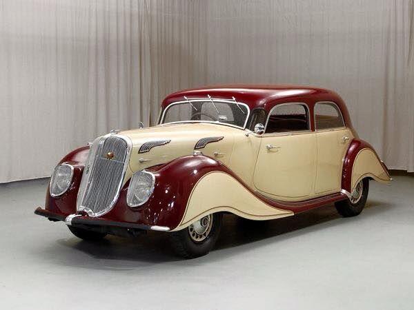 1936 Panhard Levassor Dynamic
