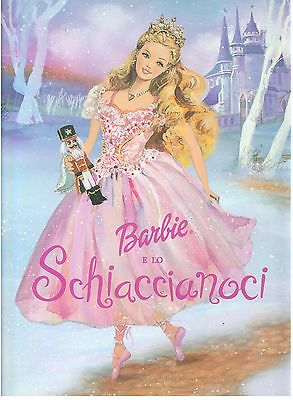 Engelsiepen Linda Hinkle Hilary Barbie E Lo Schiaccianoci Mattel 2001 Ill Sauber