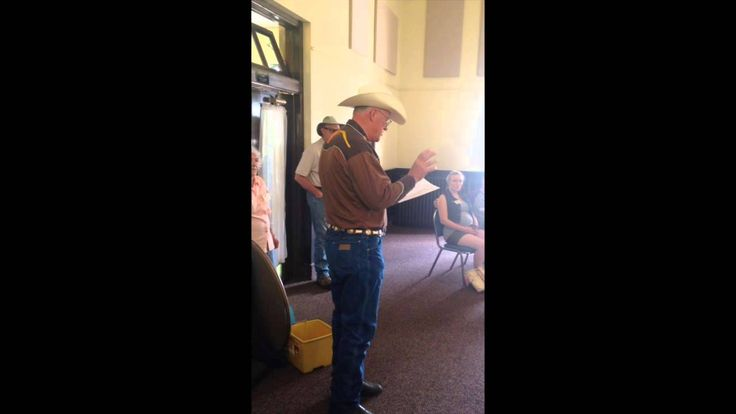 Cowboy Poet Ron Wilson Cowboy Poet. On the Chisholm Trail Abilene Tour 8/10/15. The was a great event.  EVER Wanted to be a cowboy? Abilene Kansas CT(Chisholm Trail) 150 event Start in 2016. Follow Us for all the Latest News on Upcoming Events!!! https://www.youtube.com/watch?v=ZpwpiAk2SlE  #abilenekansasapp #abilenekansas #chisholmtrail #ct150