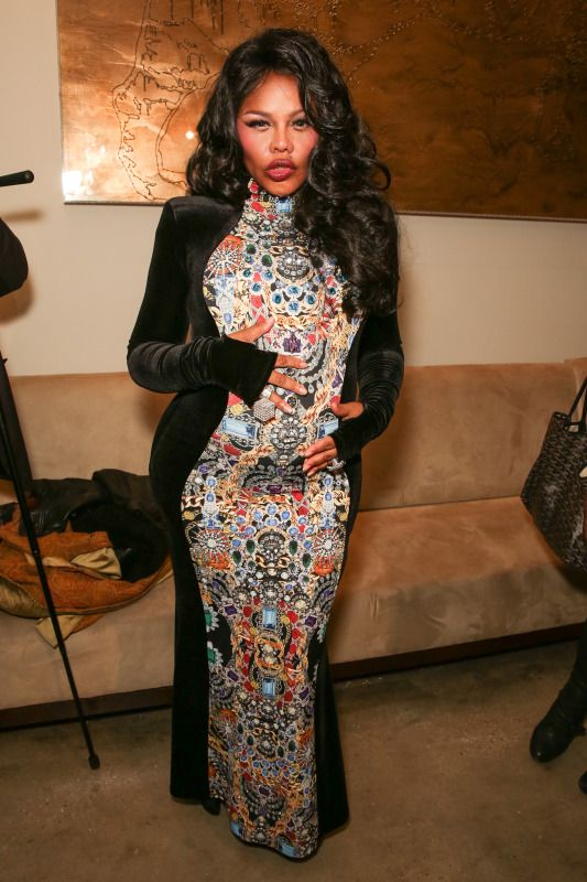pictures of lil kim pregrant | Lil Kim's Baby Father Steps Forward; Reveals Details About Pregnancy ...