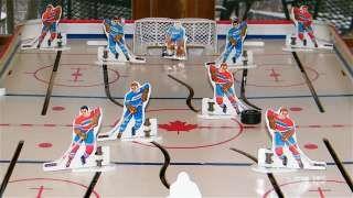 1970S Popular Toys   Vintage 1970 Munro Toys Bobby Hull All Star NHL Table Top Rod