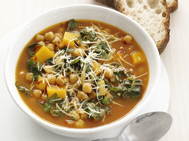 18 Healthy Slow Cooker Ideas #FNMag: Cooker Recipes, Food Network, Crock Pot, Squash Stew, Crockpot, Slowcooker, Squashes, Soup, Slow Cooker Squash