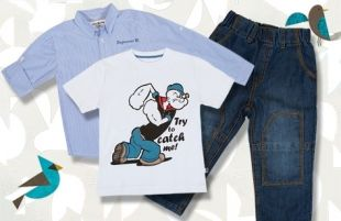 Clothes and toys for kids and babies. FREE SHIPPING to RUSSIA.