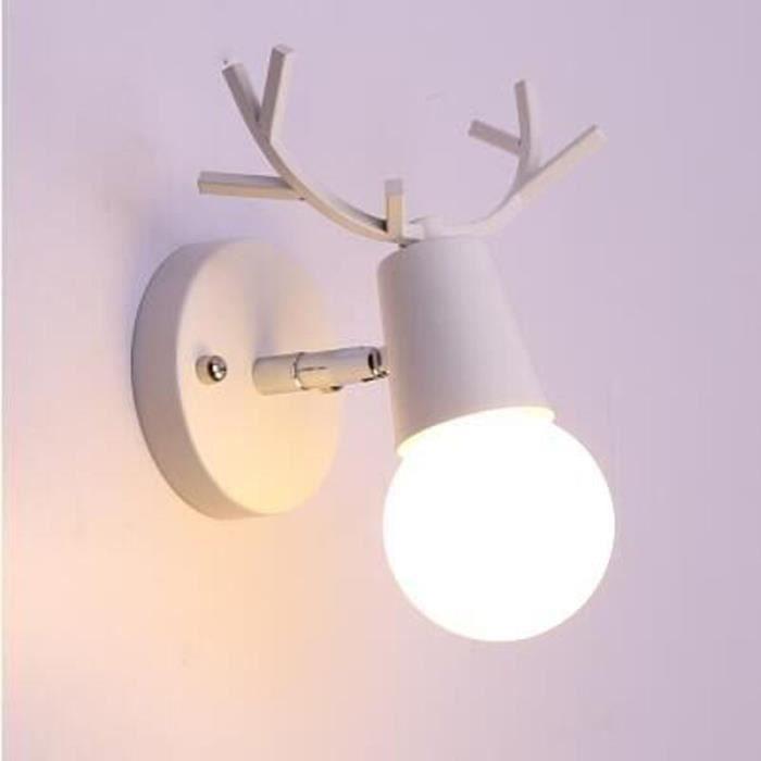 Applique Murale Nordique minimaliste salon chambre chevet ...