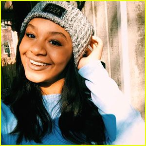 Nia Sioux Breaking News, Photos, Videos and Gallery | Just Jared Jr.