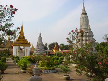 Phnom Penh | Royal Palace and Silver Pagoda | Cambodia