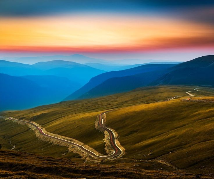 Transalpina is one of the highest roads passing the Carpathians in Romania   5 Reasons Why Romania is the Country Every Traveler Needs to Visit