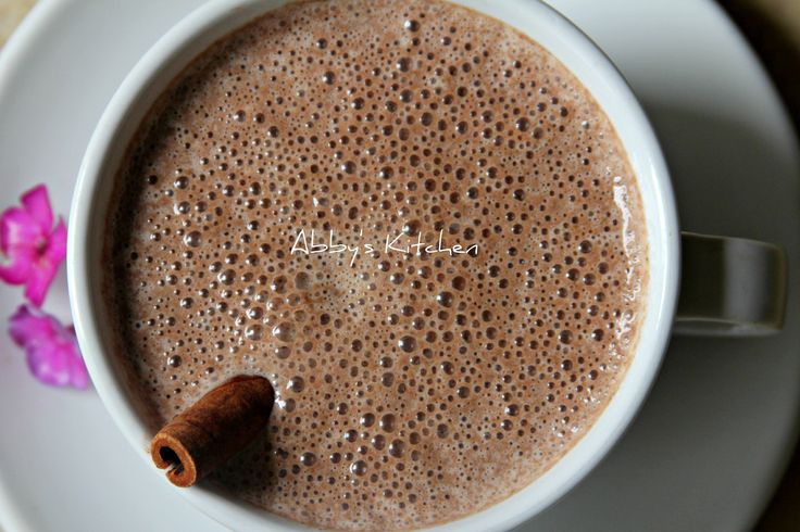 Here's a cacao hemp milk recipe I made this morning for a super food drink to help give us a boost. I added hemp seeds, water, cacao, chia seeds, dates, pure vanilla and ceylon cinnamon into my Vit...