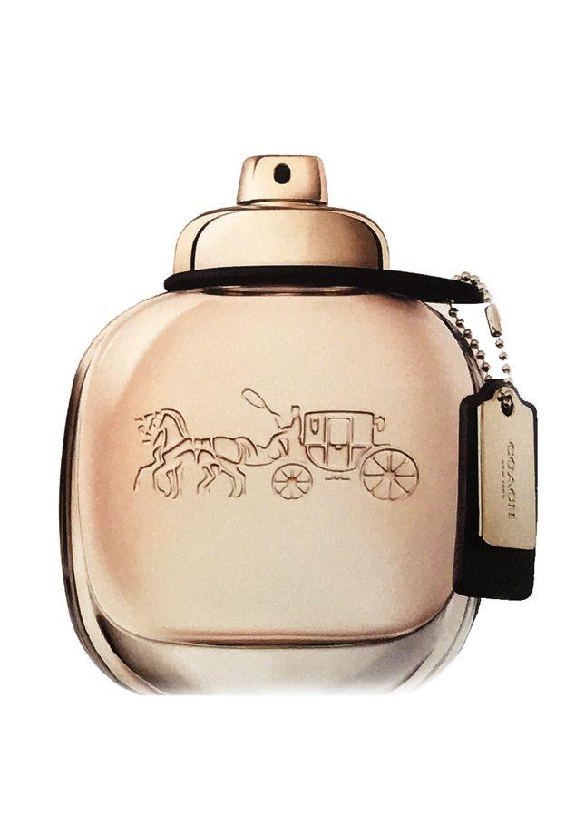 Свободный дух и ноты замши во флаконе Coach The Fragrance