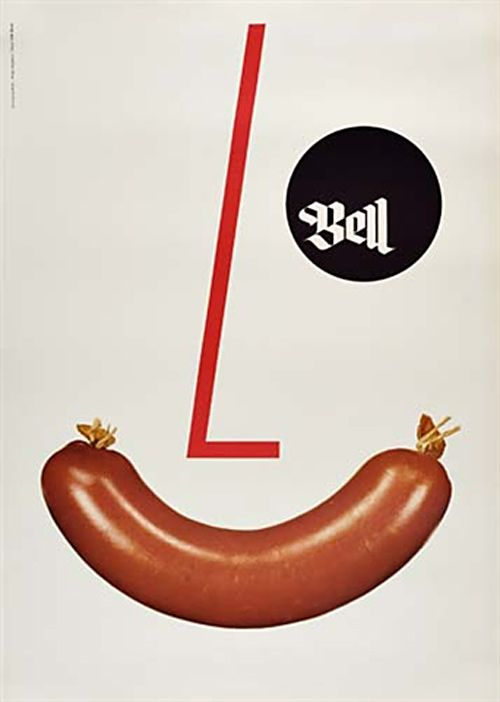Bell Poster by Piatti