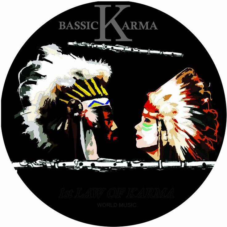 Bassickarma  logo by Thabang Moletsane