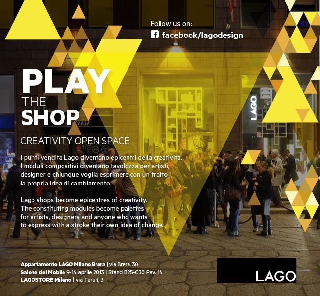 iDesignMe_LAGOShop http://idesignme.eu/2013/04/lago-play-the-shop/ #LAGO #appartamentolago #breradesigndistrict #fuorisalone2013  #milandesignweek2013 #partyMilano #eventstips #blogger