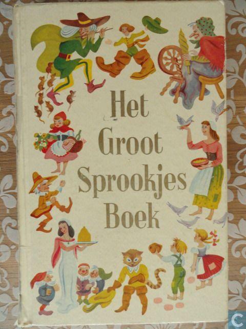 Het Grote Sprookjes Boek