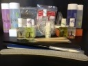 NaioUK Website including ULTIMATE Professional Acrylic Nails Kit