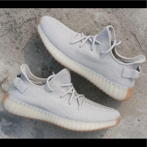 yeezy white gum